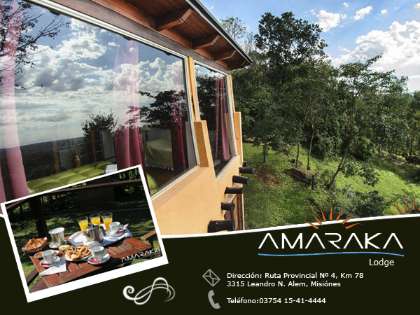 Amaraka Lodge