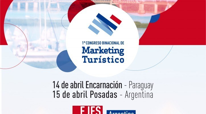 Presentaron el Primer Congreso Binacional de Marketing Turístico